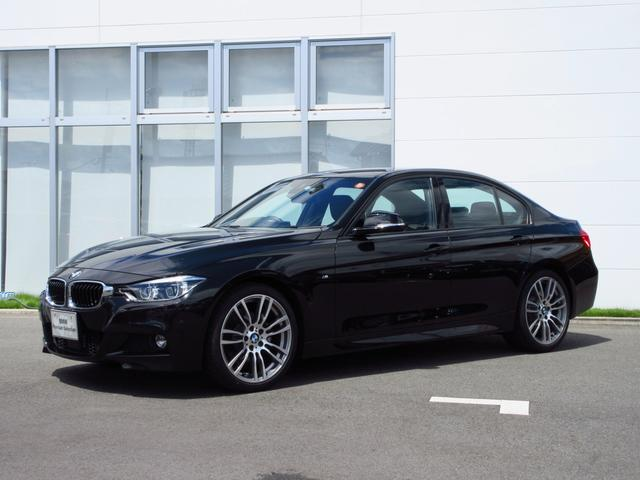 BMW 320i Mスポーツ BMW認定中古車 純正19インチAW