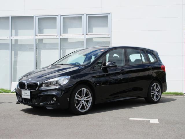 BMW 218iグランツアラー Mスポーツ・BMW認定中古車