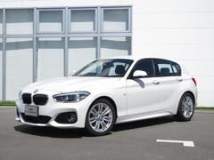BMW118i Mスポーツ BMW認定中古車 衝突被害軽減装置