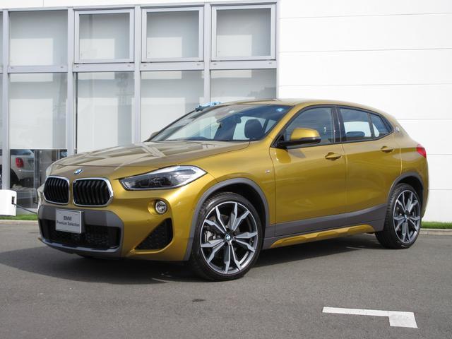 BMW xDrive 20i MスポーツX BMW認定中古車