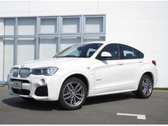 BMW X4xDrive 28i Mスポーツ BMW認定中古車