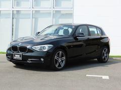 BMW116i スポーツ BMW認定中古車 ナビパッケージ