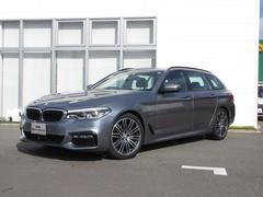 BMW523dツーリング Mスポーツ BMW認定中古車