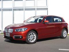 BMW118d スタイルBMW認定中古車 ACC
