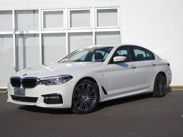 523i Mスポーツ BMW認定中古車 衝突被害軽減装置