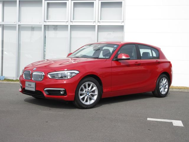 BMW 118d スタイル BMW認定中古車 ACC