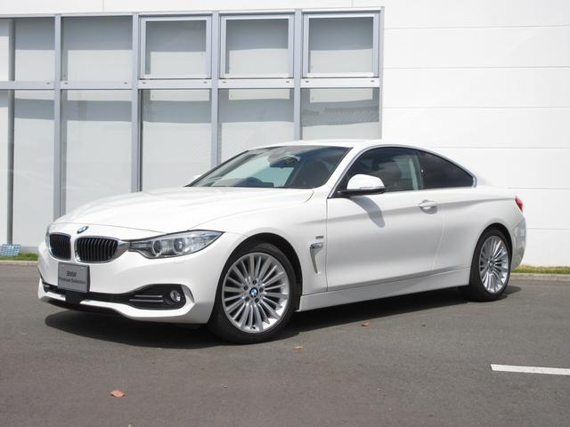 BMW 420iクーペ ラグジュアリー BMW認定中古車