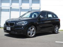 BMW X1sDrive 18i Mスポーツ BMW認定中古車