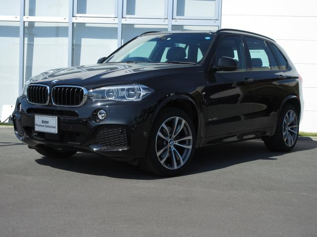 BMW xDrive 35d Mスポーツ BMW認定中古車