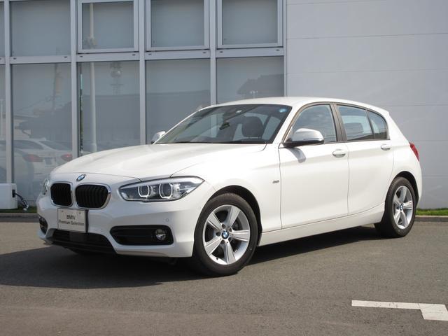 BMW 118d スポーツ BMW認定中古車 ACC
