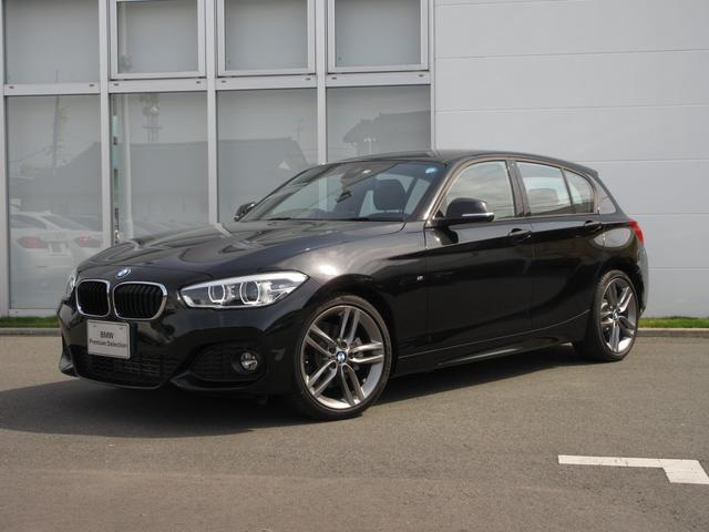 BMW 118i Mスポーツ BMW認定中古車 衝突被害軽減装置
