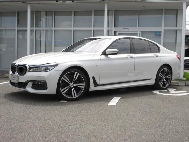 BMW 740i Mスポーツ BMW認定中古車