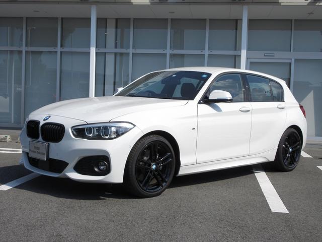 BMW 118d Mスポーツ エディションシャドー BMW認定中古車