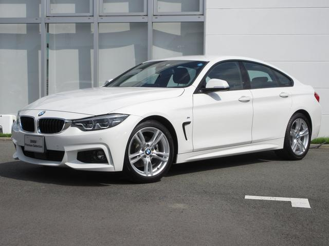 BMW 420iグランクーペ Mスポーツ BMW正規認定中古車
