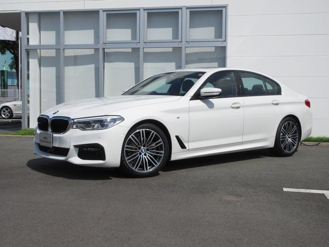 BMW 523d Mスポーツ BMW正規認定中古車 衝突被害軽減装置