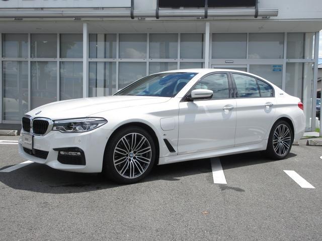 BMW 530e Mスポーツアイパフォーマンス BMW正規認定中古車