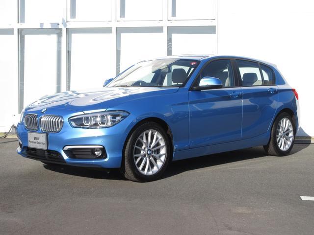 BMW 118i ファッショニスタ BMW正規認定中古車 レザー