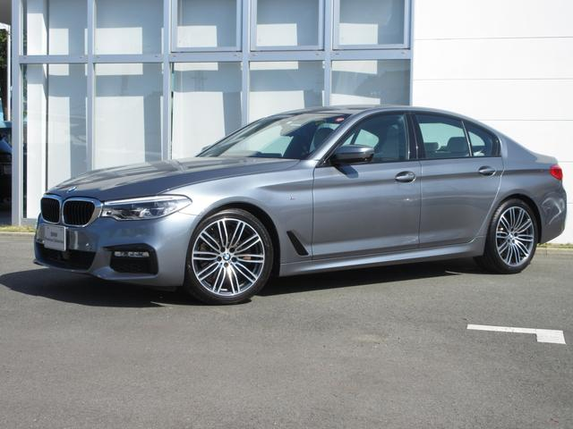 BMW 523d Mスポーツ BMW正規認定中古車 レザーシート