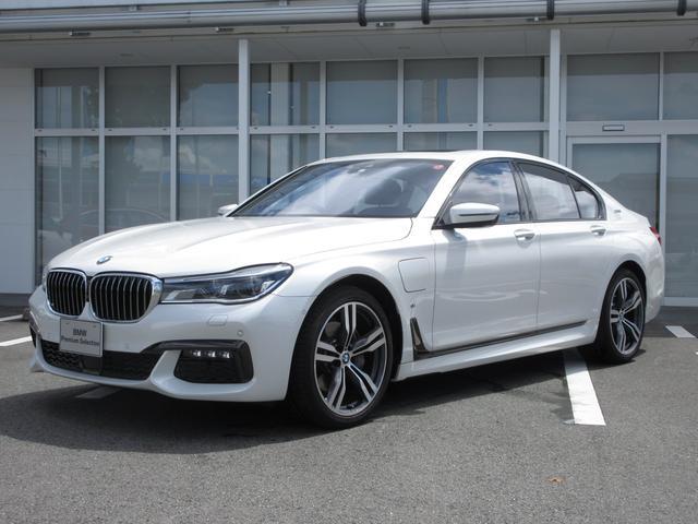 BMW 740eアイパフォーマンス Mスポーツ BMW正規認定中古車