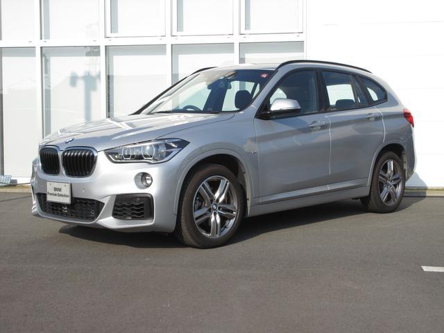 BMW X1 sDrive 18i Mスポーツ 正規認定中古車