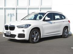BMW X1xDrive 18d Mスポーツ BMW正規認定中古車