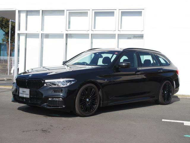 BMW 523dツーリング Mスポーツ BMW正規認定中古車