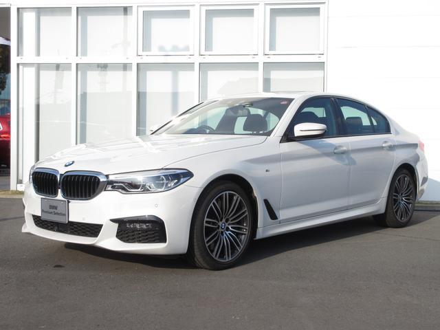 BMW 540i xDrive Mスポーツ BMW正規認定中古車