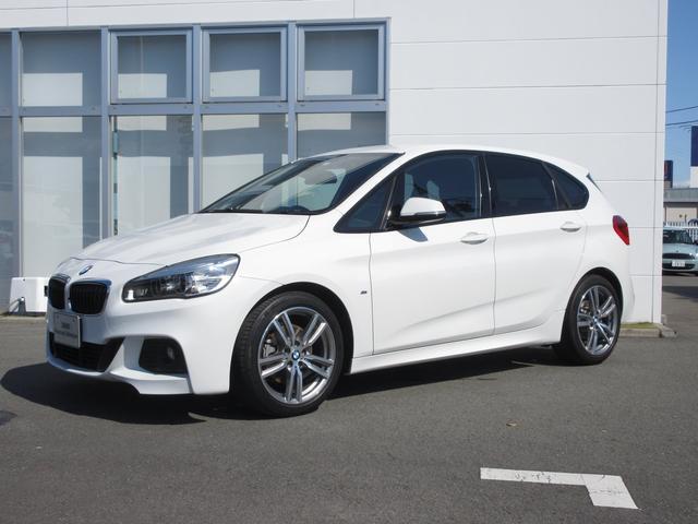 BMW 218iアクティブツアラー Mスポーツ BMW正規認定中古車