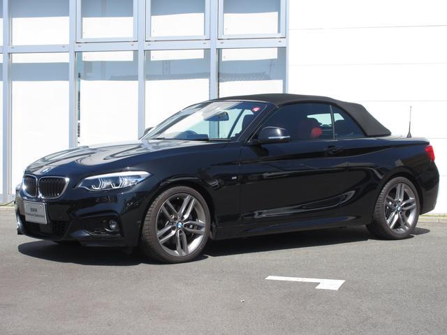 BMW 220iカブリオレ Mスポーツ BMW正規認定中古車