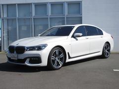 BMW750Li Mスポーツ BMW正規認定中古車