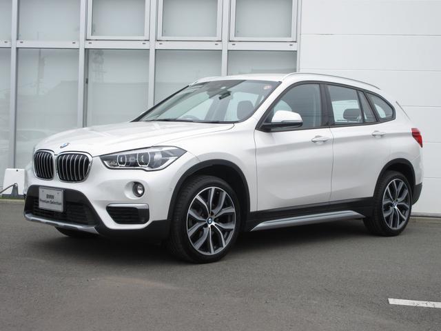BMW X1 xDrive 18d xライン BMW正規認定中古車