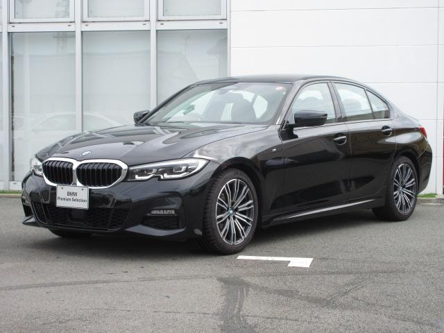 320i Mスポーツ BMW認定中古車 コンフォートP(1枚目)
