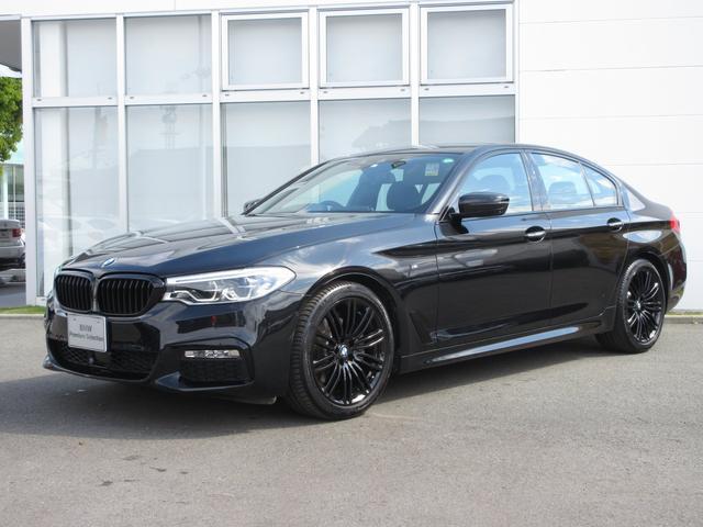 BMW 523d ブラックアウト 限定車 BMW正規認定中古車