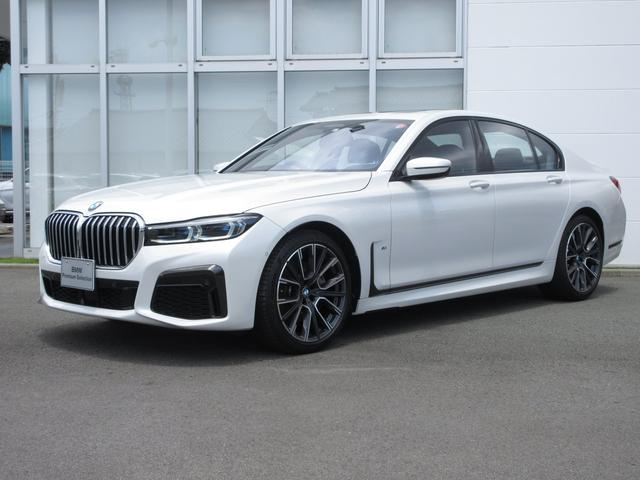 BMW 740i Mスポーツ LCI BMW正規認定中古車