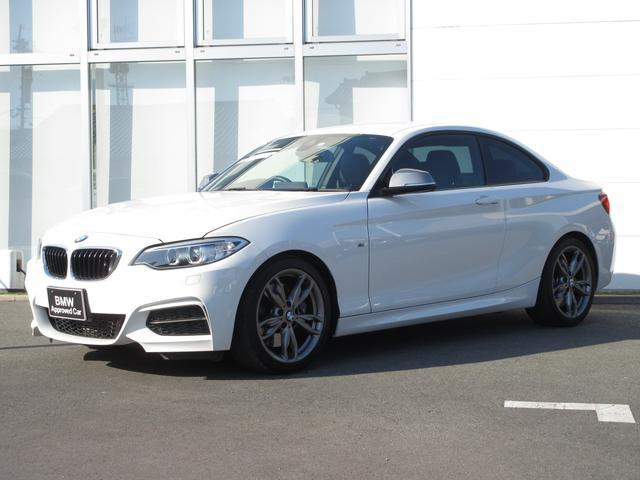 BMW M235iクーペ BMW認定認定中古車