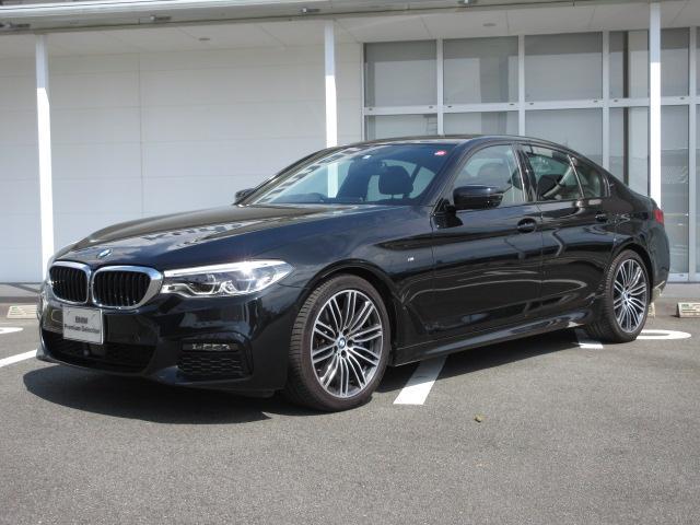 BMW 530i Mスポーツ BMW正規認定中古車 セレクトP