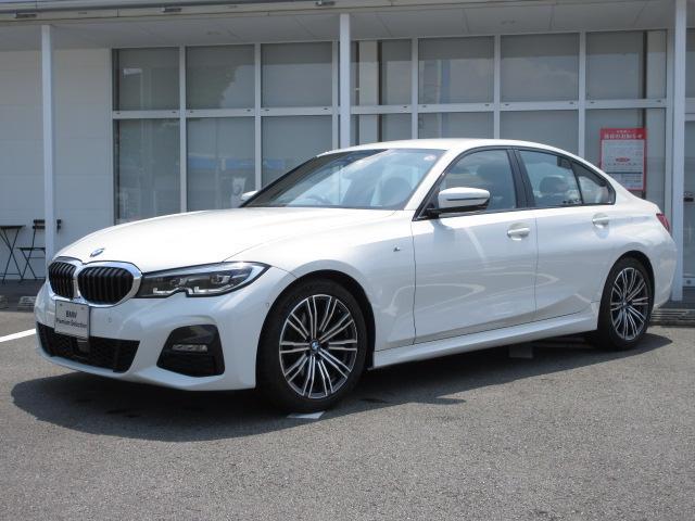 BMW 320i Mスポーツ コンフォートP・ヘッドアップディスプレイ・アルピンホワイト