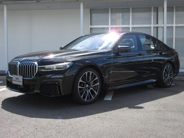 745e Mスポーツ BMW正規認定中古車 アラームシステム