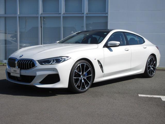 BMW 840i グランクーペ Mスポーツ BMW正規認定中古車