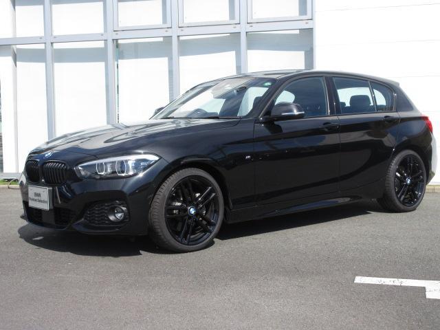 118d Mスポーツ エディションシャドー BMW正規認定中古車 アップグレードP