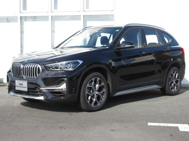 BMW X1 sDrive 18i xライン BMW正規認定中古車
