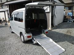 アトレーワゴン車椅子用スローパー車 8ナンバー登録 キーレス Tベル交換済