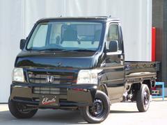 アクティトラックSDX 4WD 5速MT パワステ エアコン ブラック全塗装