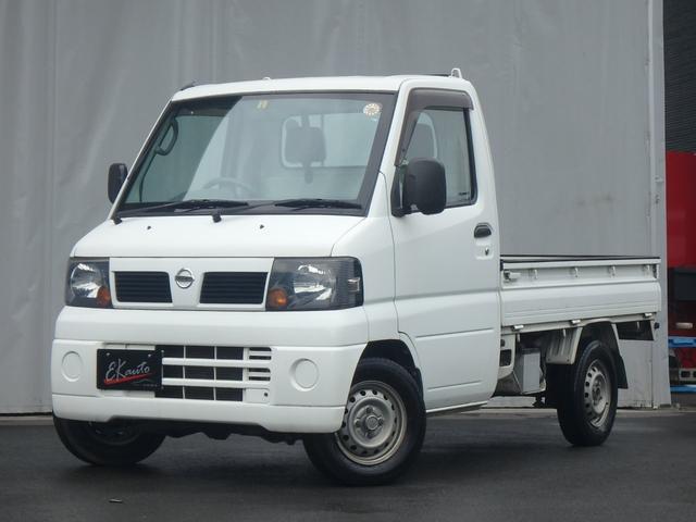 日産 SD 4WD オートマ 3方開 運転席エアバッグ