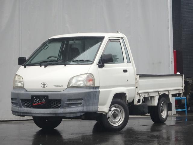 トヨタ DX ディーゼル コラム式5速マニュアル 3方開
