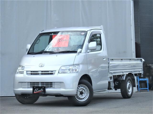 トヨタ ライトエーストラック DX ワンオーナー 800kg積載 一部同色ペイント パワステ エアコン  5速マニュアル 走行4620km