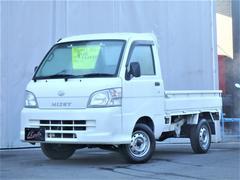 ハイゼットトラックエアコン・パワステ スペシャル 4WD オートマ デュアルエアバッグ 3方開 荷台塗装済み 走行26200km