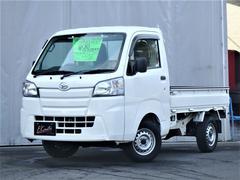 ハイゼットトラックスタンダード 4WD オートマ エアコン パワステ 3方開 ドアバイザー 走行11600km