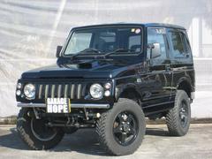 ジムニーワイルドウインド 4WD オートマターボ 16アルミ