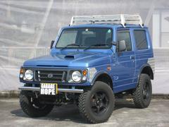 ジムニーワイルドウインド 5速マニュアル DOHCターボ 4WD